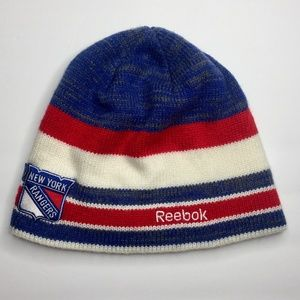 Reebok NHL New York Rangers Beanie